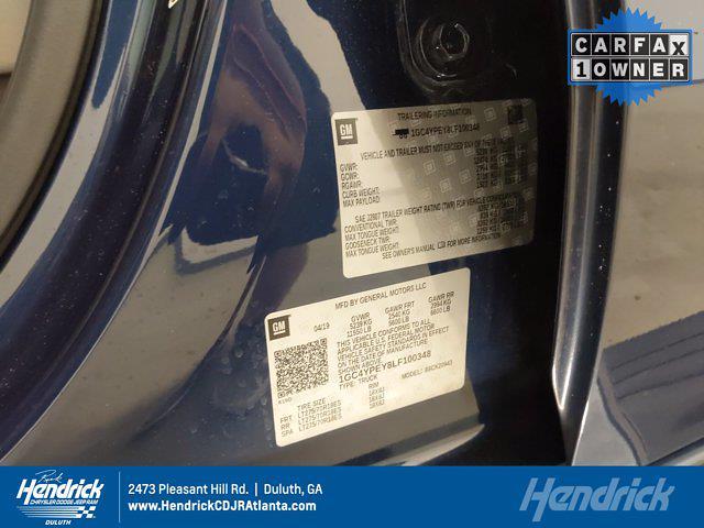 2020 Chevrolet Silverado 2500 Crew Cab 4x4, Pickup #P60811 - photo 39