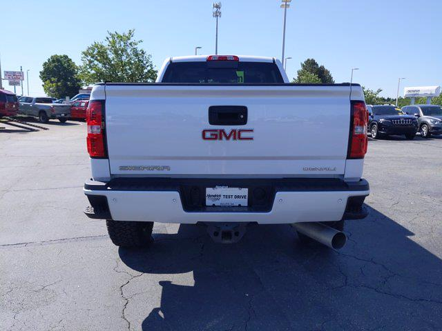 2019 GMC Sierra 2500 Crew Cab 4x4, Pickup #P60813 - photo 8