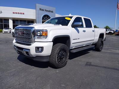 2019 GMC Sierra 2500 Crew Cab 4x4, Pickup #P60813 - photo 11