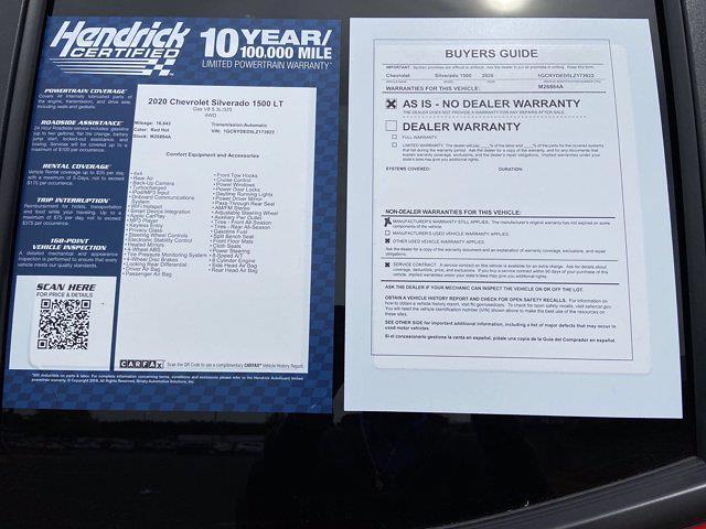 2020 Chevrolet Silverado 1500 Double Cab 4x4, Pickup #SA61090 - photo 44