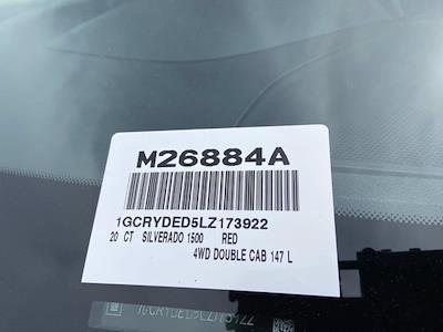 2020 Chevrolet Silverado 1500 Double Cab 4x4, Pickup #SA61090 - photo 45