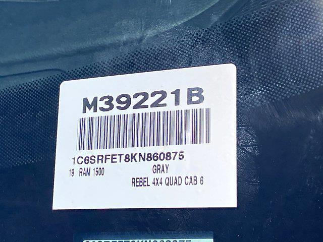 2019 Ram 1500 Quad Cab 4x4, Pickup #SA61091 - photo 43