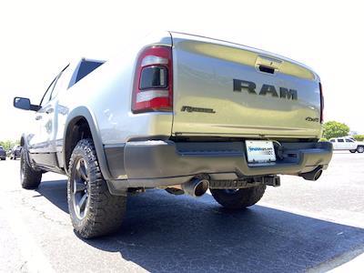 2019 Ram 1500 Quad Cab 4x4, Pickup #SA61091 - photo 2