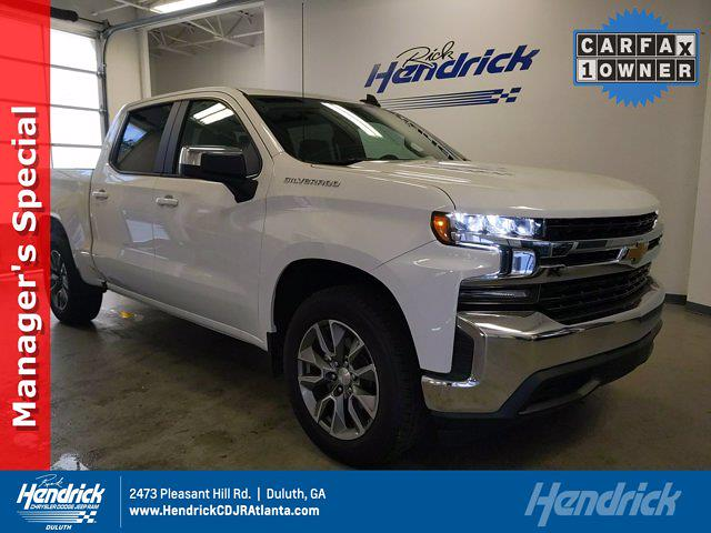 2020 Chevrolet Silverado 1500 Crew Cab 4x2, Pickup #X60628 - photo 1