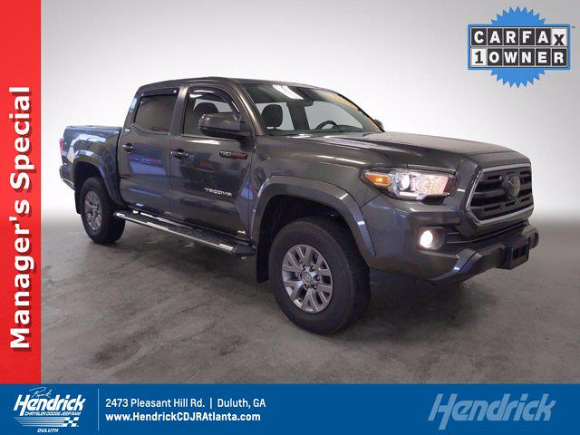 2018 Toyota Tacoma Double Cab 4x2, Pickup #X60831A - photo 1
