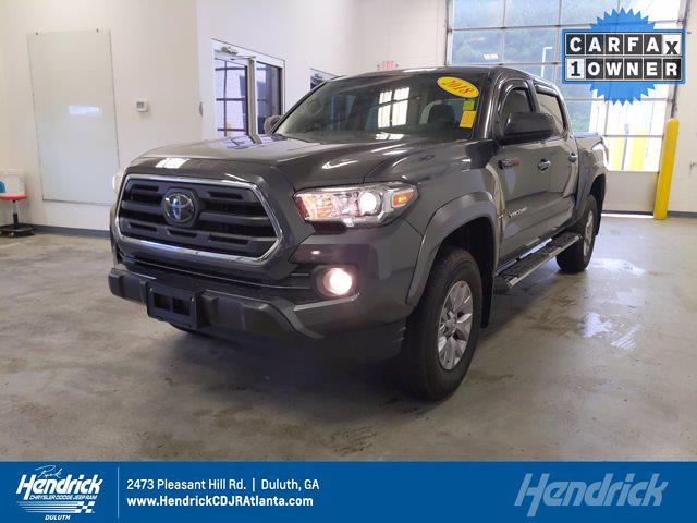 2018 Toyota Tacoma Double Cab 4x2, Pickup #X60831A - photo 11