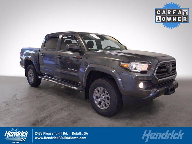 2018 Toyota Tacoma Double Cab 4x2, Pickup #X60831A - photo 5