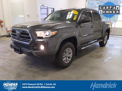 2018 Toyota Tacoma Double Cab 4x2, Pickup #X60831A - photo 10