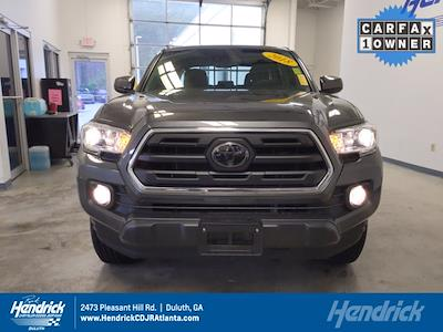 2018 Toyota Tacoma Double Cab 4x2, Pickup #X60831A - photo 12