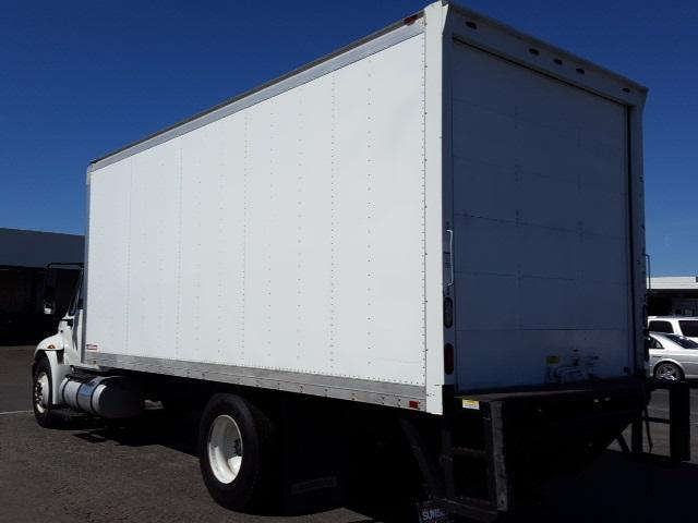 2012 International DuraStar 4300 4x2, Morgan Dry Freight #T17079A - photo 1