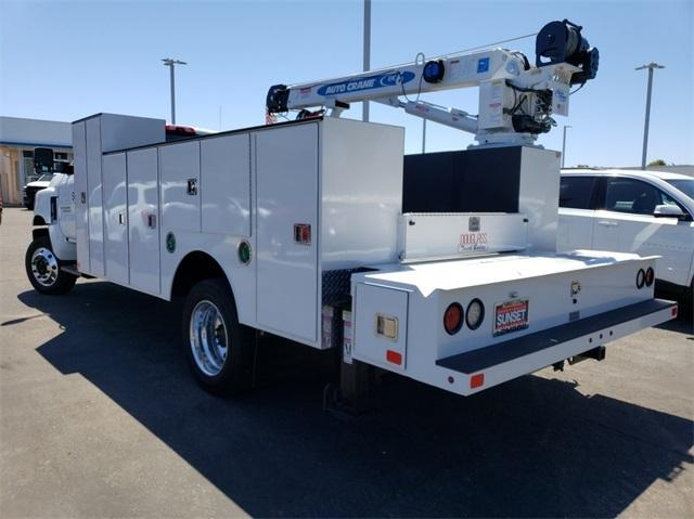 2019 Silverado Medium Duty Regular Cab 4x4,  Douglass Mechanics Body #T19175 - photo 1