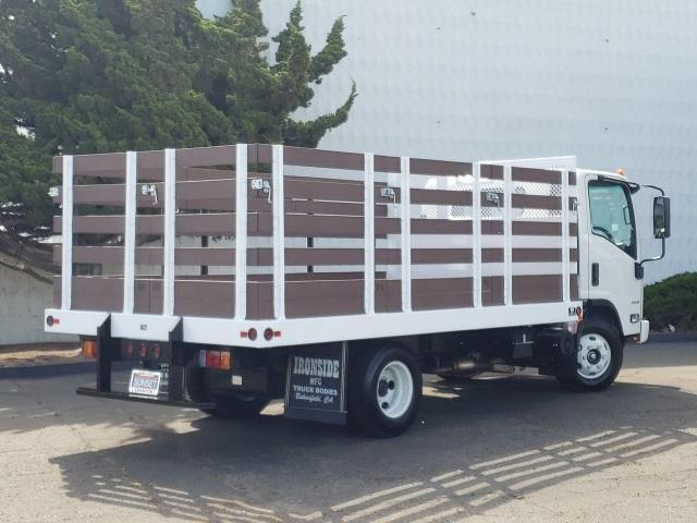 2019 LCF 3500 Regular Cab 4x2,  Ironside Stake Bed #T19279 - photo 1