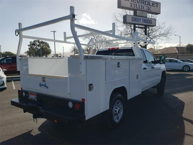 2019 Chevrolet Silverado 2500 Double Cab 4x2, Harbor Service Body #T19457 - photo 1