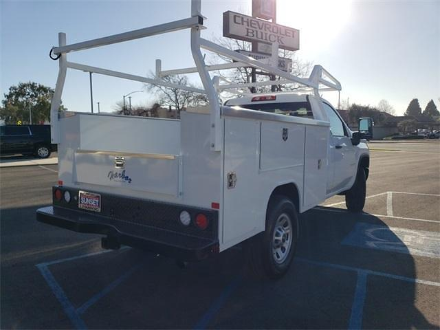 2020 Chevrolet Silverado 3500 Regular Cab 4x2, Harbor Service Body #T20357X - photo 1