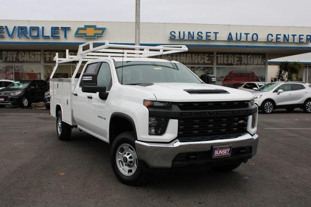 2020 Chevrolet Silverado 2500 Crew Cab 4x2, Harbor Service Body #T20429 - photo 1