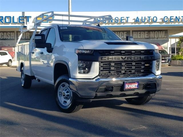 2020 Chevrolet Silverado 2500 Crew Cab 4x2, Harbor Service Body #T20431 - photo 1