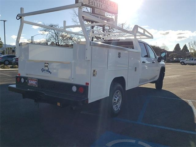 2020 Chevrolet Silverado 2500 Crew Cab 4x2, Harbor Service Body #T20432 - photo 1