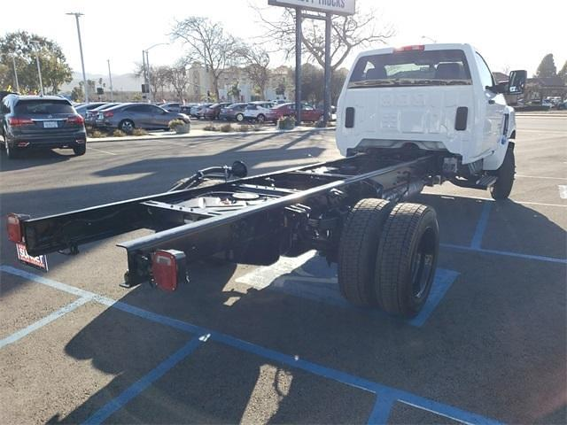 2021 Chevrolet Silverado 5500 Regular Cab DRW 4x4, Cab Chassis #T21118 - photo 1