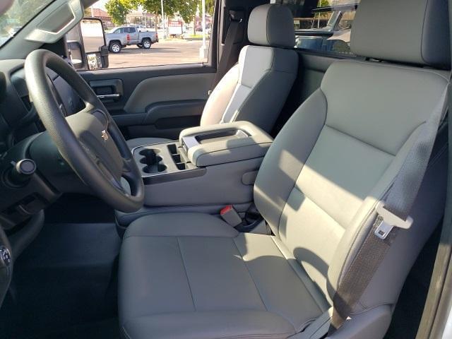 2021 Silverado 5500 Regular Cab DRW 4x4,  Norstar Platform Body #T21150 - photo 15