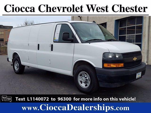 2020 Chevrolet Express 2500 4x2, Empty Cargo Van #20200072 - photo 1