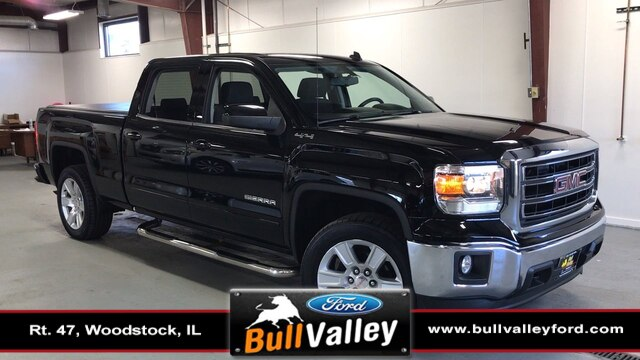 2014 Sierra 1500 Crew Cab 4x4, Pickup #2081A - photo 1