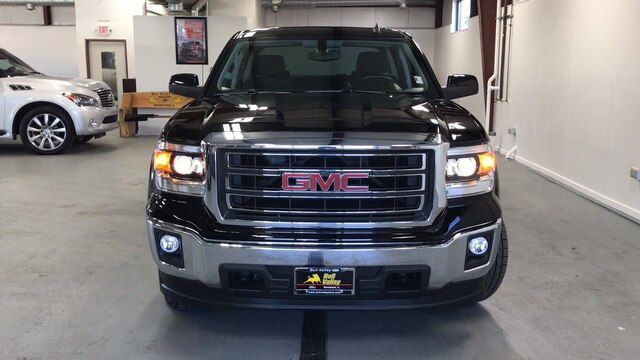 2014 Sierra 1500 Crew Cab 4x4, Pickup #2081A - photo 3