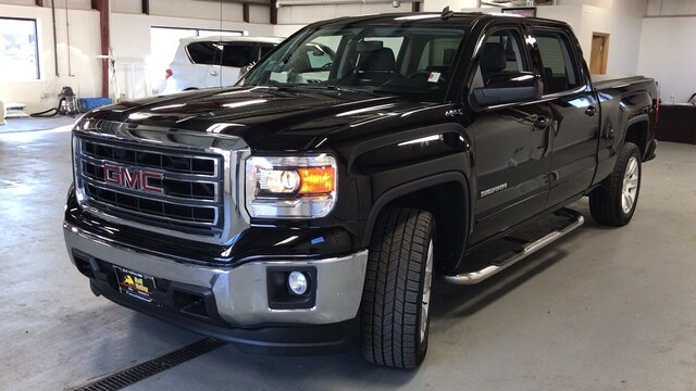 2014 Sierra 1500 Crew Cab 4x4, Pickup #2081A - photo 4