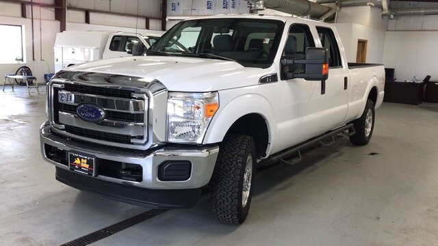 2016 F-250 Crew Cab 4x4, Pickup #2144B - photo 4