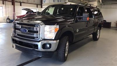 2011 Ford F-250 Crew Cab 4x4, Pickup #2247A - photo 4