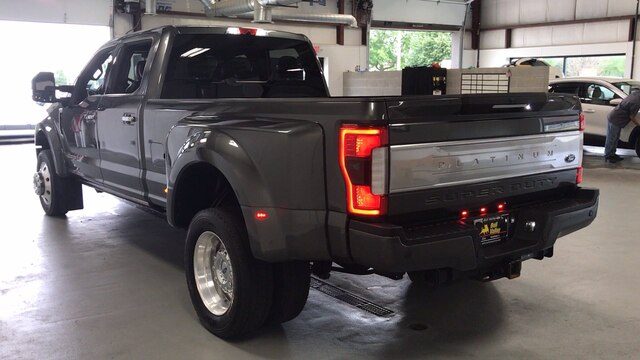 2018 Ford F-450 Crew Cab DRW 4x4, Pickup #2305A - photo 25