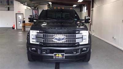 2018 Ford F-450 Crew Cab DRW 4x4, Pickup #2305A - photo 3