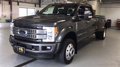 2018 Ford F-450 Crew Cab DRW 4x4, Pickup #2305A - photo 4