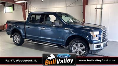 2017 Ford F-150 SuperCrew Cab 4x4, Pickup #2449A - photo 1
