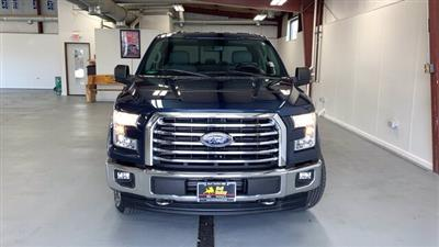 2017 Ford F-150 SuperCrew Cab 4x4, Pickup #2449A - photo 3