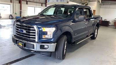 2017 Ford F-150 SuperCrew Cab 4x4, Pickup #2449A - photo 4