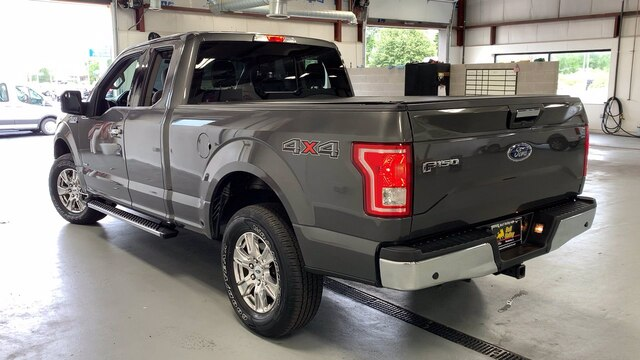 2017 Ford F-150 Super Cab 4x4, Pickup #2459A - photo 23