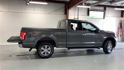 2017 Ford F-150 Super Cab 4x4, Pickup #2459A - photo 2
