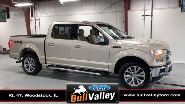 2017 Ford F-150 SuperCrew Cab 4x4, Pickup #2520A - photo 1