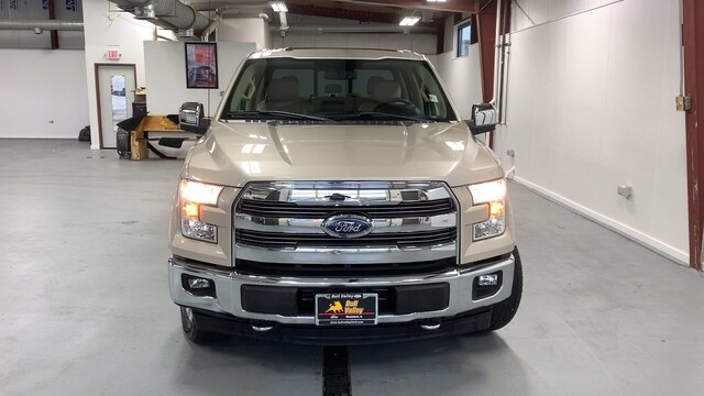 2017 Ford F-150 SuperCrew Cab 4x4, Pickup #2520A - photo 3