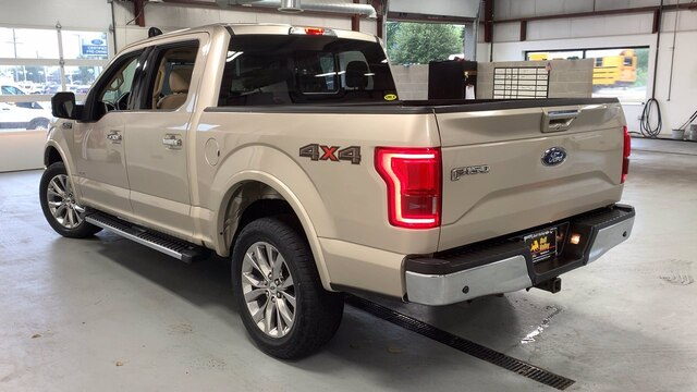 2017 Ford F-150 SuperCrew Cab 4x4, Pickup #2520A - photo 25