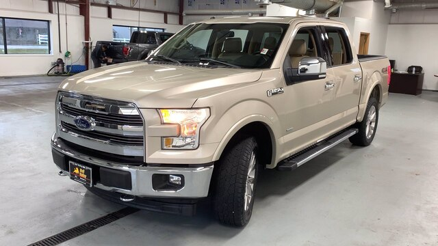 2017 Ford F-150 SuperCrew Cab 4x4, Pickup #2520A - photo 4