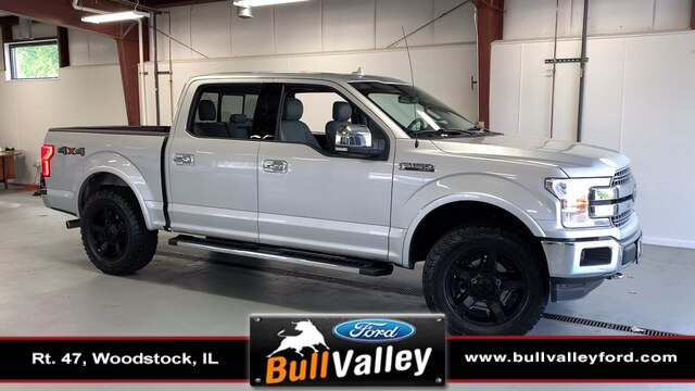 2018 Ford F-150 SuperCrew Cab 4x4, Pickup #2526A - photo 1
