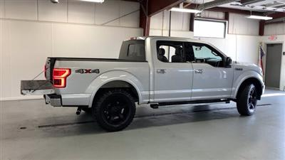 2018 Ford F-150 SuperCrew Cab 4x4, Pickup #2526A - photo 2