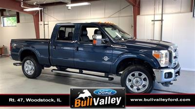 2016 Ford F-250 Crew Cab 4x4, Pickup #2535A - photo 1