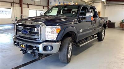 2016 Ford F-250 Crew Cab 4x4, Pickup #2535A - photo 4