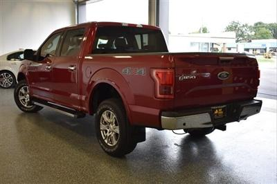 2016 F-150 SuperCrew Cab 4x4,  Pickup #82669A - photo 5