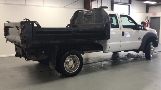 2012 F-550 Super Cab DRW 4x4, Dump Body #92006A - photo 2