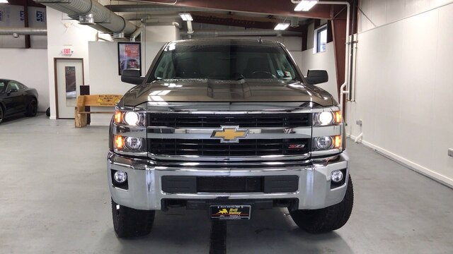 2015 Silverado 2500 Double Cab 4x4, Pickup #92112B - photo 3