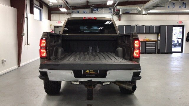 2015 Silverado 2500 Double Cab 4x4, Pickup #92112B - photo 26