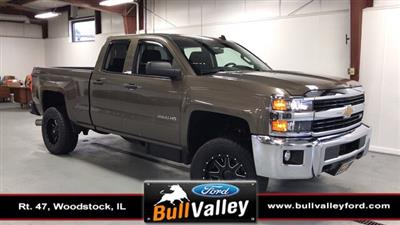 2015 Silverado 2500 Double Cab 4x4, Pickup #92112B - photo 1